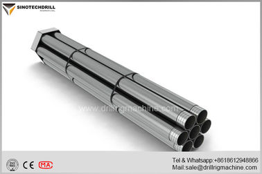 Coring Drill Pipe Casing For Geological Exploration / Water Well Drilling ISO & CE